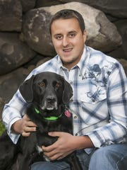 Jake Guell is a board certified professional dog trainer