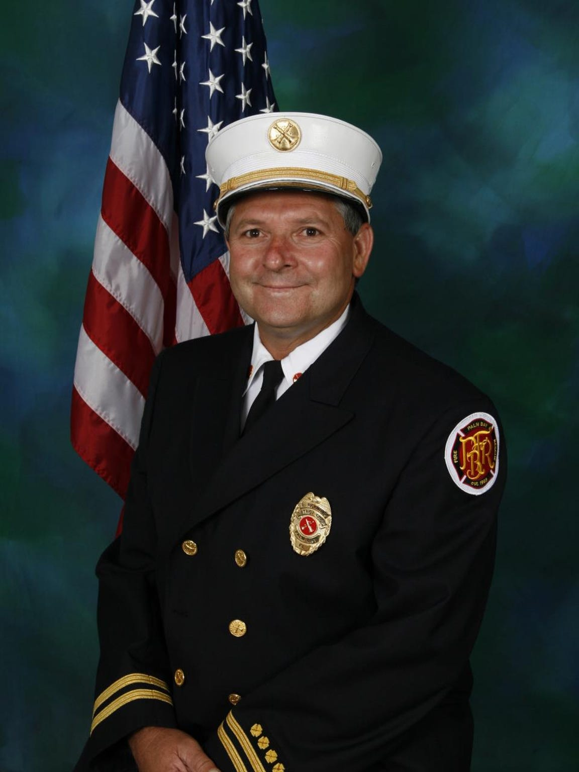 Former Palm Bay Fire Captain Randall Richmond