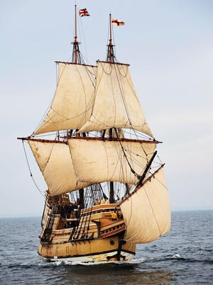 The Massachusetts Historic Commmission voted unanimously to place the Mayflower II on the National Register of Historic Places.