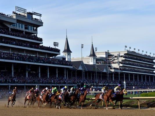 Horse Racing: 140th Kentucky Derby