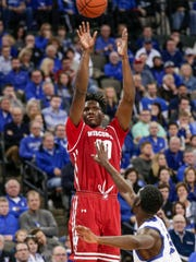 Nigel Hayes and the No. 11 Badgers face off Thursday night against Chicago State.