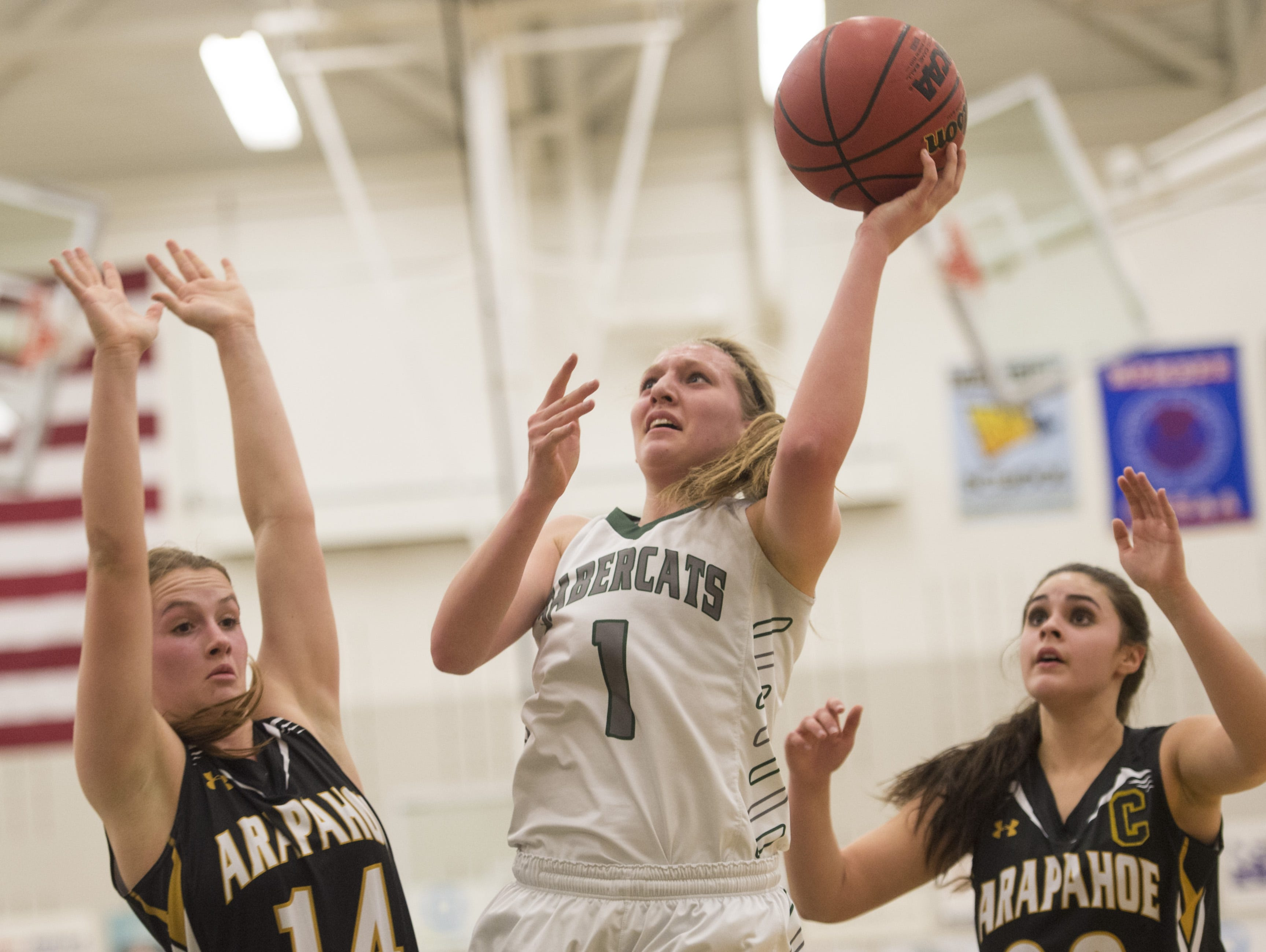 Poudre and Fort Collins basketball teams play girl-boy doubleheader