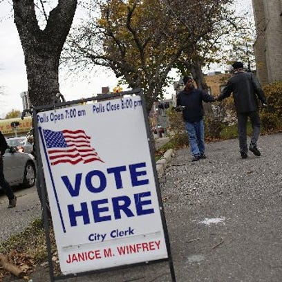 The courts will decide whether citizens can vote straight-party in the Nov. 8 general election.