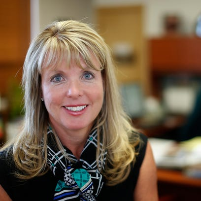 Great Falls Public Schools Superintendent Tammy Lacey