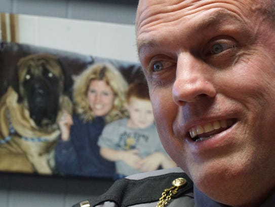 Lt. Scott Rike of the Ohio Highway Patrol talks about