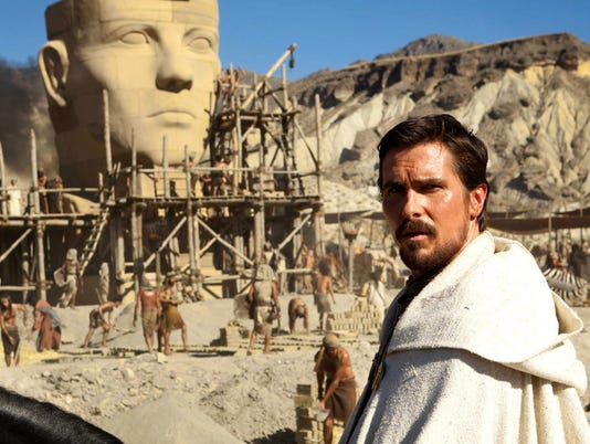 Exodus: Gods and Kings film
