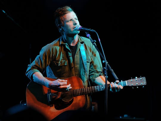 Country music singer/songwriter Dierks Bentley is at DTE Energy Music Theatre on Sunday.