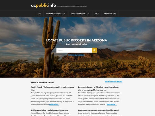 The Arizona Republic and azcentral.com have created