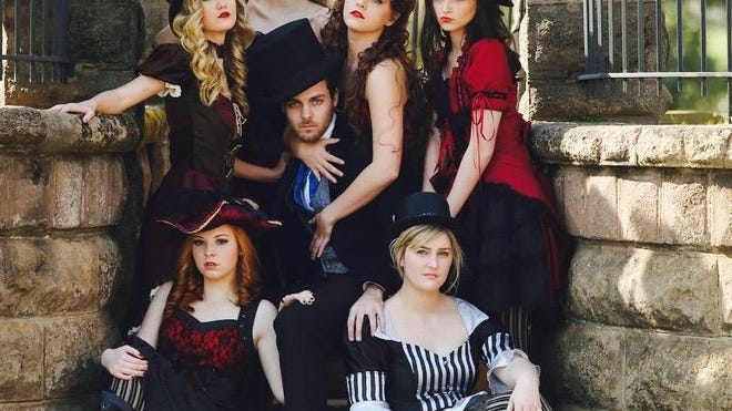 Witness the epic Victorian struggle of good versus evil and try not to get caught in the madness of it all at Dr. Jekyll and Mr. Hyde at the Emmett Hook Center.