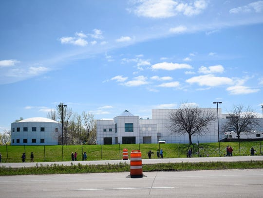 Paisley Park, Prince's home and studio where he was