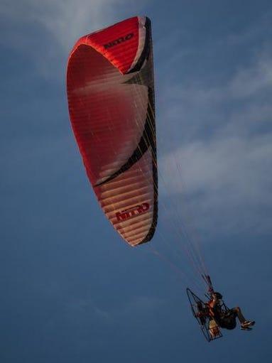 Saturday air show action at EAA AirVenture Oshkosh