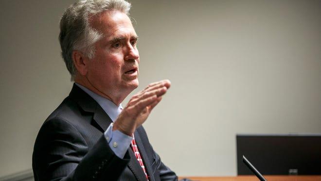 Arizona Superintendent  of Public Instruction John Huppenthal.