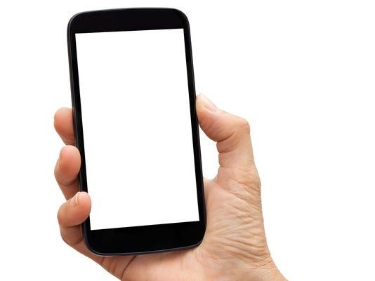 Webkey-smartphone