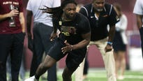 The former Seminole is being lauded for his elite-level athleticism.