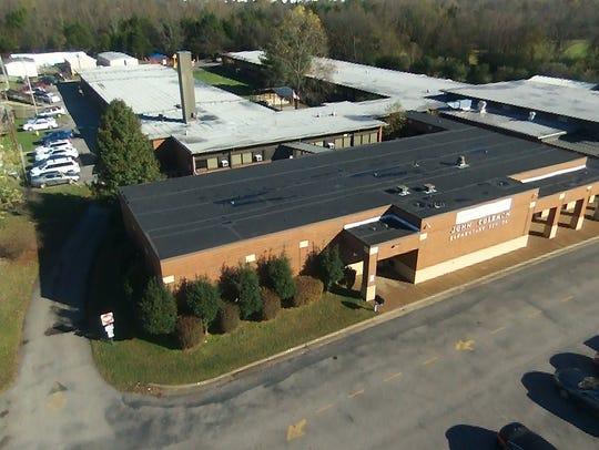 John Colemon Elementary School was first opened in