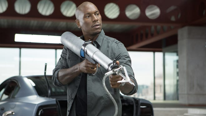 Gibson, as Roman in 'Fast & Furious 6,' is threatening to pull out of the 'Furious' franchise.
