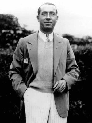 Golfer Walter Hagen became a caddy at the Country Club of Rochester at the age of 7.