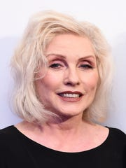 "Debbie Harry  attends ""SHOT! The Psycho-Spiritual Mantra"