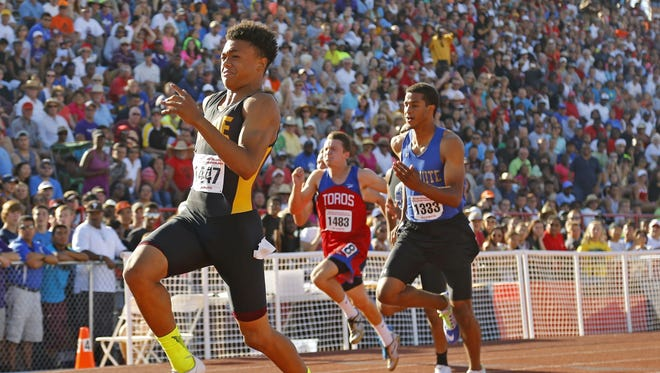 Mountain Pointe's Paul Lucas made our All-Arizona high school boys track and field team in four events.
