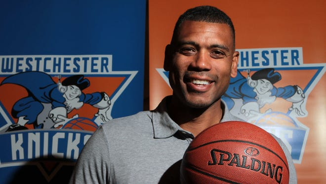 Former Knicks star Allan Houston is the general manager of the Westchester Knicks, an expansion team in the NBA D-League. Westchester will open its regular season Nov. 16 at Oklahoma City, then have its home opener at the County Center Nov. 19 vs. Canton.