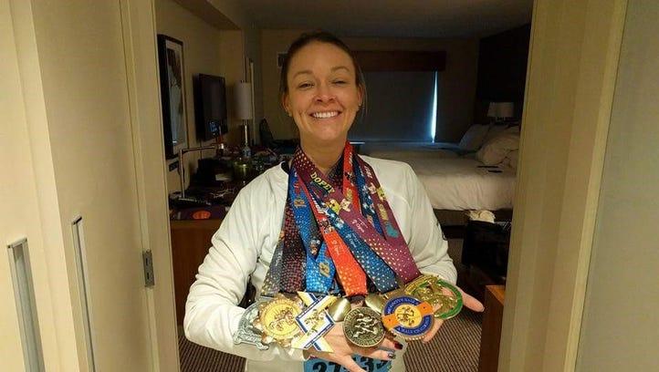 Detroit Free Press marathon runner of the week: Cari Doliana