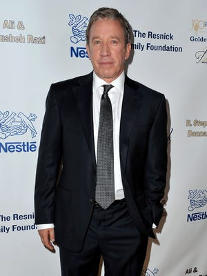 Actor Tim Allen arrives at the Midnight Mission Golden Heart Awards 2013 at the Beverly Wilshire Four Seasons Hotel on May 6, 2013 in Beverly Hills, California.