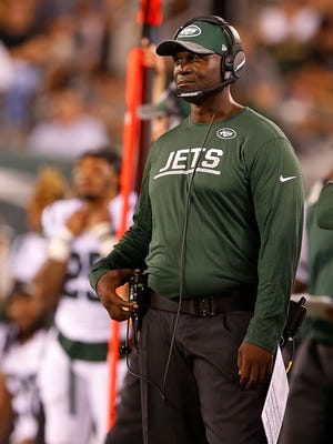 Jets head coach Todd Bowles defending cutting Dee Milliner and Jace Amaro, citing injury concerns and saying sometimes players are not the right fit for certain teams.