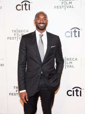 """Kobe Bryant's short film, """"Dear Basketball,"""" made its debut at the Tribeca Film Festival over the weekend."""
