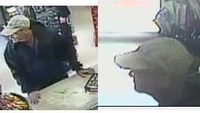 Information on a man who robbed the Circkle K on Metro Parkway on Sunday is being sought.