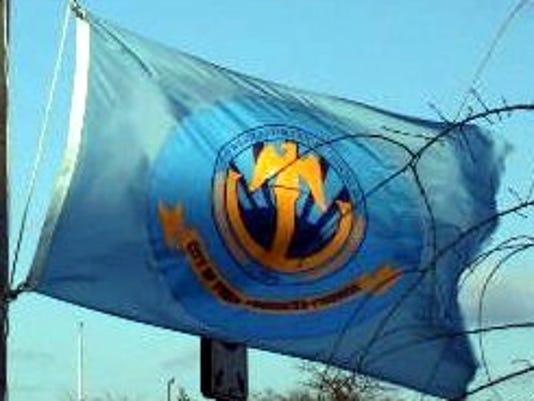 wsd city flag