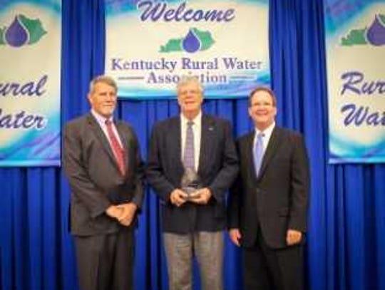 Paul Lashbrooke KRWA leadership award