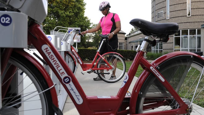Green Hills looks to bring B-Cycle to the neighborhood to alleviate traffic.