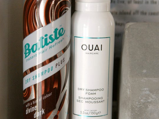 This dry shampoo is perfect for a busy day according to Stylemaker Courtney Lewis. March 15, 2017