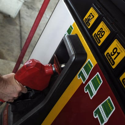 Gas prices could be headed to a 10-year low this year.