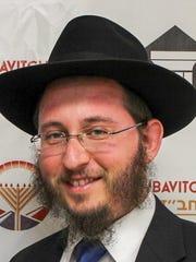 Rabbi Levi Greenberg