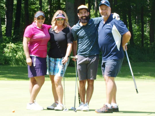 On July 30, more than 100 golfers turned out for the annual Holy Family Memorial Samaritan Day Golf Benefit.