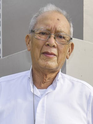 Deacon Frank Tenorio