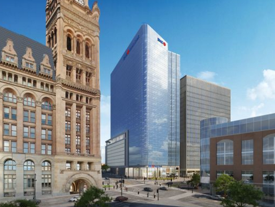 New Buildings In Downtown Milwaukee