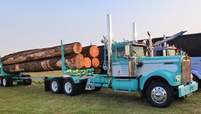 See big rigs galore at the 24th Annual Truck Show Aug 26-27 on the grounds of Antique Powerland, 3995 Brooklake Road NE.