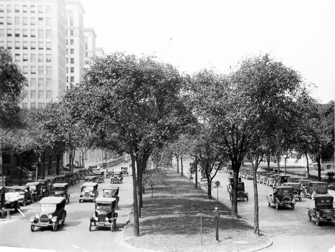 """Grand Boulevard -- or just """"the Boulevard"""" to Detroiters"""