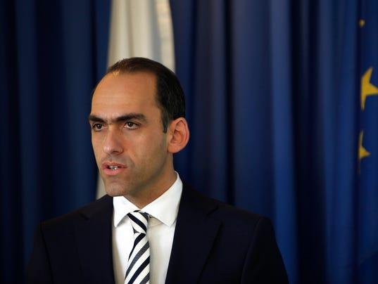 cyprus harris georgiades