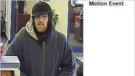 Springettsbury Township Police are seeking the public's help in identifying this man, who is suspected of robbing Member's 1st Credit Union on Tuesday, Dec. 26. (Photo courtesy of Springettsbury Township Police Department)