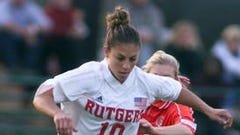 At last: Carli Lloyd going into Rutgers Athletics Hall of Fame