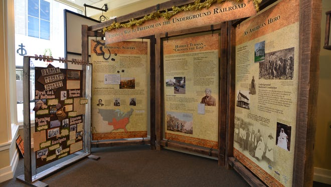 The Harriet Tubman Museum in downtown Cambridge is located just miles from where Tubman was born in Dorchester County. Cambridge played an important role in the underground railroad, and Harriet Tubman is honored for her role with a nearby garden, national monument and the Harriet Tubman Underground Railroad Byway.