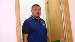 Sam Allardyce was shown the door Tuesday as coach of