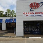 The Middletown AAA branch opened in February.