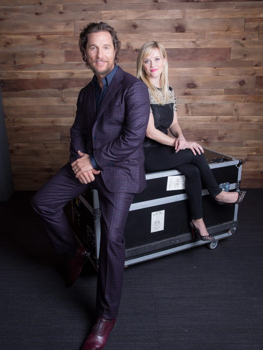 XXX REESE_WITHERSPOON_AND_MATTHEW_MCCONAUGHEY_PORTRAIT_TP0117.JPG ENT NY