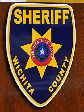 The seal of the Sheriff Office of Wichita County.