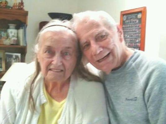 Anniversaries: Glenn Richardson & Gertrude Richardson