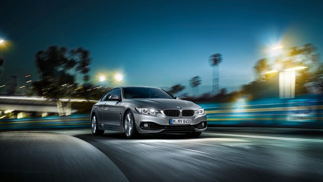 The 2014 BMW 428i is a four-passenger, AWD coupe and can go 0-60 mph in 5.7 seconds.  It tops out at 155 mph. If driving is believing, the 428i is the ultimate, according to auto journalist Casey Williams.